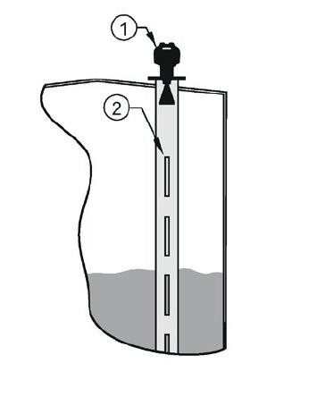 液体雷达在静态管或旁通管中测量应用时需要注意什么?
